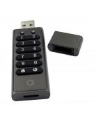 PLATINET PENDRIVE USB 3.0 PIN-DEPO METAL ENCRYPTED 64GB