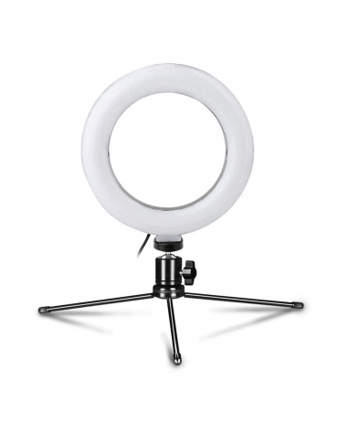 PMRL6 PLATINET RING LAMP 6 INCH WITH A TRIPOD