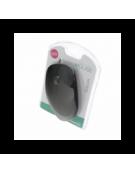 MOUSE OMEGA OM-420B OPTICAL 1200dpi  BLACK BLISTER [43615]