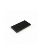 PLATINET POWER BANK 8000mAh polymer 2xUSB ΜΑΥΡΟ [43565]