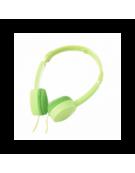 FREESTYLE HEADSET FH-3920 ΜΙΚΡΟΦΩΝΟ ΠΡΑΣΙΝΟ [42682]