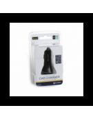 PLATINET ΦΟΡΤΙΣΤΗΣ ΑΥΤΟΚΙΝΗΤΟΥ 3xUSB 5,2A + Καλώδιο microUSB 1m BLACK [43721]