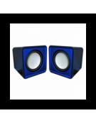 OMEGA ΗΧΕΙΑ  2.0 OG-01 SURVEYOR 6W BLUE USB [41584]