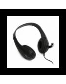 FREESTYLE HI-FI STEREO HEADSET + ΜΙΚΡΟΦΩΝΟ + ΑΝΤΑΠΤΟΡΑΣ 2-1 FH4008 ΜΑΥΡΟ [42675]