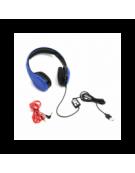 FREESTYLE HEADSET FH-4920 ΜΙΚΡΟΦΩΝΟ ΜΠΛΕ mini jack + USB [42686]