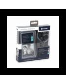 PLATINET IN-EAR EARPHONES + MIC SPORT + ARMBAND PM1070 GREY [42929]