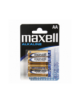 MAXELL ΑΛΚΑΛΙΚΗ ΜΠΑΤΑΡΙΑ LR06/AA BLISTER ΣΥΣΚΕΥΑΣΙΑ 4 ΤΕΜΑΧΙΩΝ