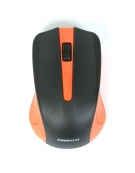 MOUSE OMEGA OM-05O OPTICAL 800-1200-1600DPI ORANGE BLISTER [41789]