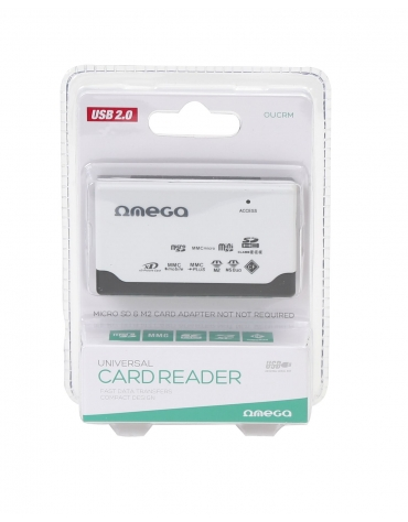 OMEGA CARD READER ALL-IN-ONE OUCRM