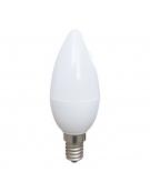 OMEGA LED BULB ECO 6000K E14 4W CANDLE