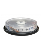FREESTYLE DVD+R 8,5GB 8X DOUBLE LAYER PRINT FF CAKE*10 [40228]