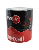 MAXELL DVD-R 4.7GB 16X SP 100 ΤΕΜΑΧΙΑ