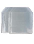 Πλαστικοί φάκελοι CD 100 τεμάχια