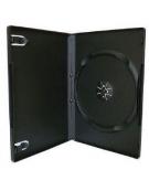 Κουτί DVD μονό μαύρο K5