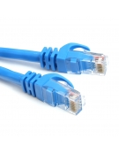 NETWORK OMEGA CABLE UTP CAT6E PATCH CORD RJ45 10M [41059]