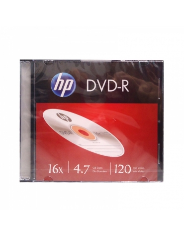 HP DVDR-4.7 Slim Case