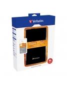 "VERBATIM EXTERNAL HDD 1TB 2,5"" USB 3.0 BLACK"