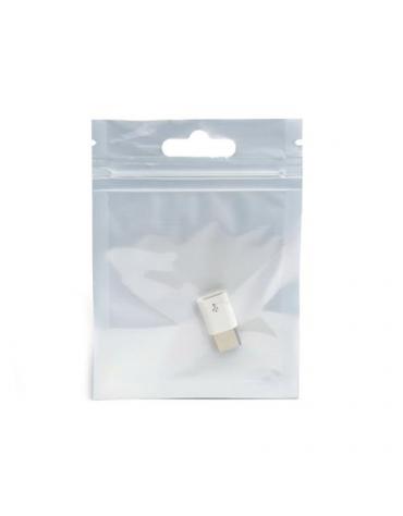 PLATINET USB TYPE-C PLUG TO MICRO USB PLUG ADAPTER [43463]