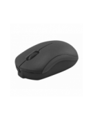 MOUSE OMEGA OM-07 3D OPTICAL 1000DPI VALUE LINE V2 BLACK [40495]