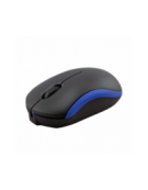 MOUSE OMEGA OM-07 3D OPTICAL 1000DPI VALUE LINE V2 BLUE [43182]
