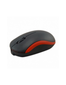MOUSE OMEGA OM-07 3D OPTICAL 1000DPI VALUE LINE V2 RED [43185]