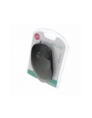 MOUSE OMEGA OM-420B OPTICAL 1200dpi  BLACK BLISTER [43615]