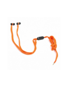 FREESTYLE SHOELACE EARPHONES + ΜΙΚΡΟΦΩΝΟ FH2112 ΠΟΡΤΟΚΑΛΙ [42779]