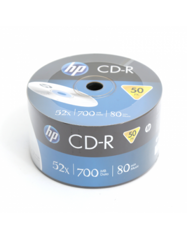 HP CD-R 700MB 52X HP SP 50 ΤΕΜΑΧΙΑ