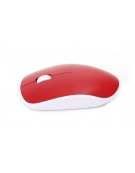 MOUSE OMEGA OM-420B OPTICAL 1200dpi RED BLISTER [43618]