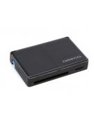 OMEGA CARD READER microSDHC/SDHC/SDXC/CF USB 3.0 + ΚΟΥΤΙ